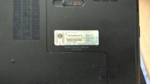 "HP Pavilion g7 17.3"" Intel i7 8gb ram"