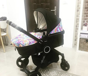 Kolica za bebe Chicco urban plus limited edition kao nova!