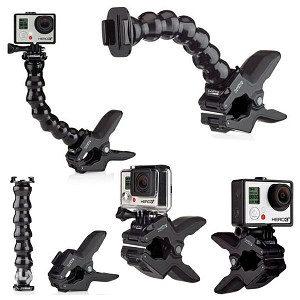 ACMPM-001   GoPro Jaws: Flex Clamp