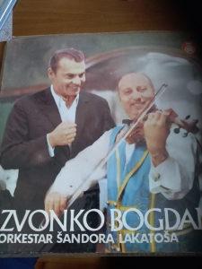 Long plej ploča Zvonko Bogdan