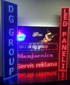 LED Reklama - po narudžbi NOVO
