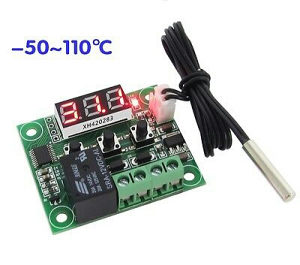 Termostat w1209 sa senzorom od 0,3 m + adapter