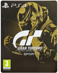 GRAN TURISMO- The Real Driving Simulator Sport- PS4