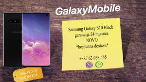 Samsung Galaxy S10 128GB Duos Prism Black (gar. 2.god.)