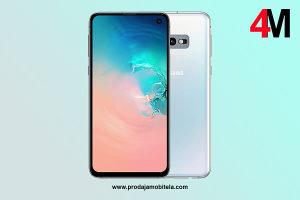Samsung G970F-DS 128GB Galaxy S10E White
