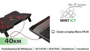 Hladnjak za laptop MARVO FN-30