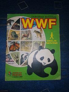 WWF album - Ugrozene zivotinje
