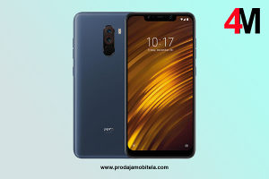 Xiaomi Pocophone F1 Dual LTE 64GB 6GB RAM Blue
