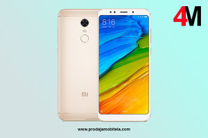 Xiaomi Redmi 5 Plus Dual 32GB 3GB RAM Gold