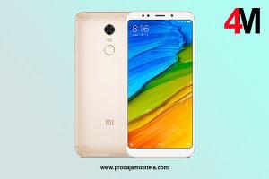 Xiaomi Redmi 5 Plus Dual 32GB 3GB RAM Gold