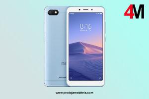 Xiaomi Redmi 6A Dual 32GB Blue