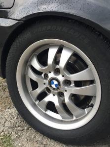 Felge 5X120 BMW E46