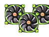 Thermaltake Riing 12 Green, 3 Pack