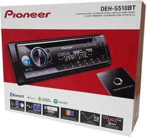 PIONEER deh-s510bt Auto Radio