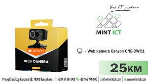 Web kamera Canyon CNE-CWC1