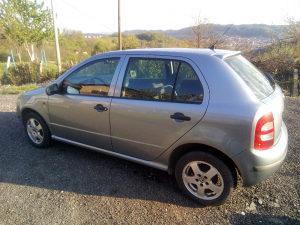 Škoda Fabia tek registrovana