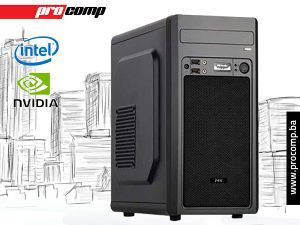 GAMING RAČUNAR FROST I5 4570 NVIDIA GTX 1060 6GB