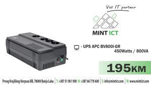 UPS APC BV800I-GR