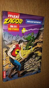 Zagor maxi 27. Meta: Bat Batterton