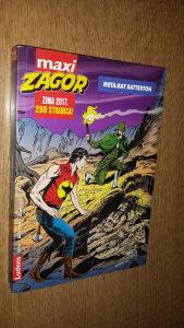 Zagor maxi 27. Meta: Bat Batterton -2-
