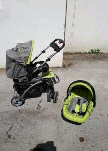 Kolica za bebe + korpa