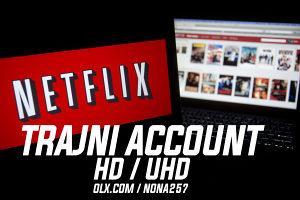 Netflix   Trajni Account ( HD / UHD ) VJECNA GARANCIJA