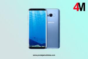 Samsung G955FD Galaxy S8 Plus Dual 64GB Blue