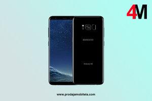Samsung G950FD Galaxy S8 Dual LTE 64GB Midnight Black