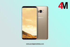 Samsung G950FD Galaxy S8 Dual LTE 64GB Maple Gold