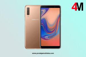 Samsung A750FN-DS Galaxy A7 128GB 4GB Gold