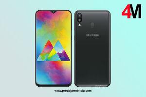 Samsung M205F-DS Galaxy M20 Dual LTE 32GB 3GB Black