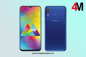 Samsung M205F-DS M20 Dual 32GB 3GB Blue