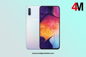 Samsung A505FN-DS Galaxy A50 128GB 4GB RAM White