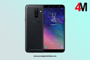 Samsung A605FN-DS Galaxy A6+ (2018) 32GB Black