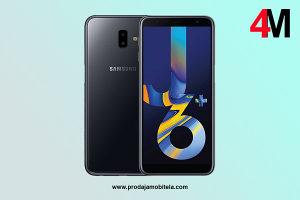Samsung J610FN-DS J6 Plus 32GB Black