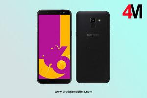 Samsung J600F-DS Galaxy J6 (2018) Dual 32GB Black