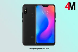 Xiaomi Mi A2 Lite Dual 32GB 3GB Black