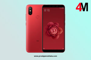 Xiaomi Mi A2 Dual 64GB 4GB Red