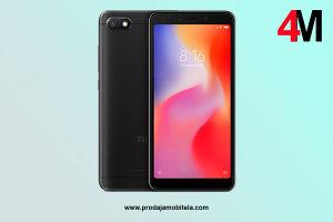 Xiaomi Redmi 6A Dual LTE 16GB 2GB RAM Black