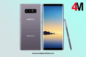 Samsung N950F-DS Galaxy Note 8 Orchid Grey