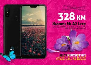 Xiaomi Mi A2 Lite | 3GB+32GB | Dual 12+5 mpx | 4000 mAh