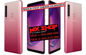 Samsung Galaxy A9 2018 18 PINK/ROZI *NOVO* A920F