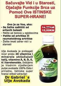 Dr.Gabriels potpuno prirodni biljni proizvodi