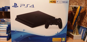 Playstation 4 ps4 slim sony 500gb