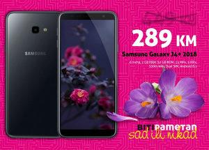Samsung Galaxy J4+ 2018 | 6 incha | Dual Sim