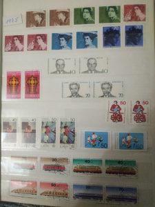 Poštanske markice Njemačka