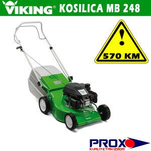 Motorna kosilica VIKING MB 248