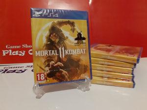 Mortal kombat 11 XI (Playstation 4 PS4)