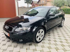Audi A3 2.0 TDI S-line 2004 Uvoz Njemacka SVE PLACENO