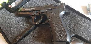 Gasni pistolj Startni pistolj Plinski pistolj Ekol